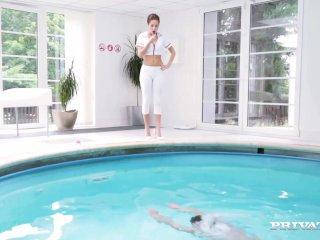 Nurse Antonia Sainz Rides Her Firm Ass On A Stiff Cock