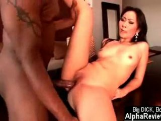Paulina takes a drilling from her masked master 10