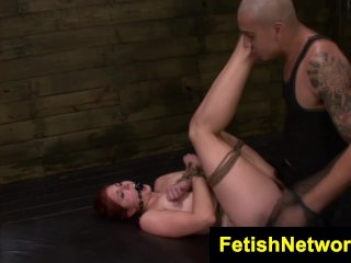 Fetishnetwork rose red tyrell rough anal