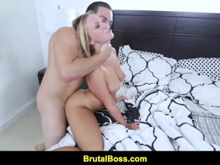 Bailey brooke sadistically fucked hard