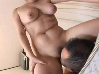 Naked Asian Wife Facesits...