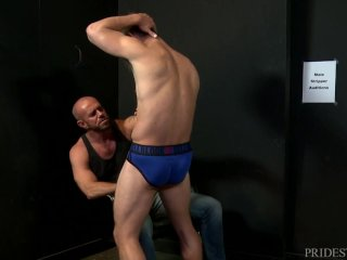 Menover30 stripper audition escalates to anal...