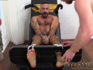 Gay porn male hairy hot leg...