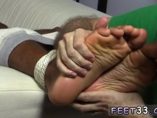 Fat Mens Feet Movies Gay Mikey Tied...