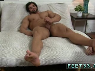 Fake foot fisting gay alpha-male atlas...