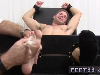 Gay Man Lick Muscle Ticklish Dane...