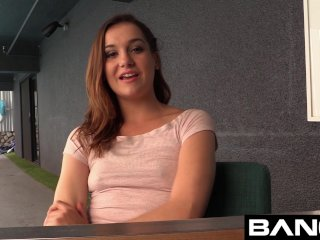 BANG Real Teens: Kasey The Unshaved Amateur