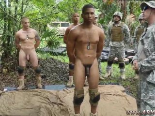Gay male military escorts first time Jungle...