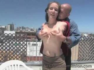 Rooftop humiliation