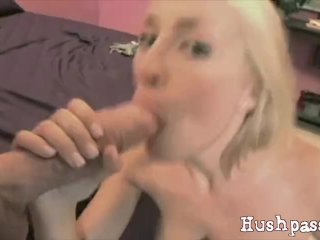 Big Naturals Lexi Takes on 12 Inches of Cock