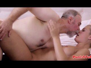 Kompilácia sexu so starým pánom