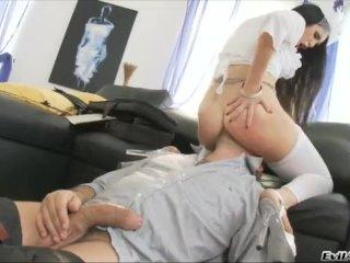 Isabella Clark. Omar's Butt Obsession