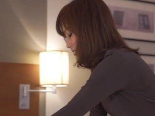 Subtitles CFNM Japanese Hotel Milf Massage Handjob