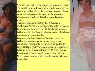 Marina Submissive Captions Spanish