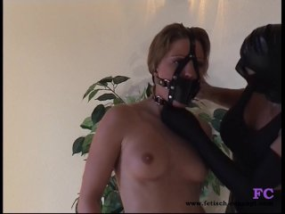 Fetish-Concept com: - Nude bondage and laconic tits with Daughter Jessica -