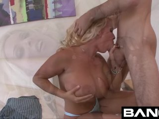 BANGcom: Slutty Submissive Stepmoms