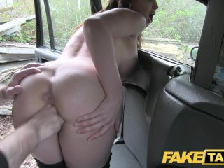 Fake Taxi s rozpálenou australankou