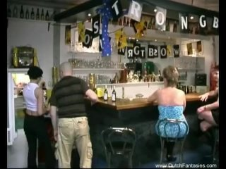 Organize Orgy In Slay rub elbows with Dutch Bar