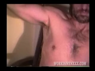 Homemade Film over of Matured Non-professional James Sucks Dick