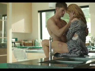 Vášnivý sex s ryšavou dračicou