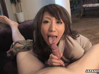 Den   underbara japanska tjejen och penis