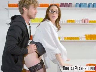 DigitalPlayground - Dirty nurse knows how to fix a dick