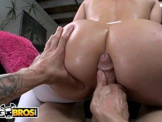 BANGBROS - Kimmy Olsens Big Ass Was Made For Anal Sex