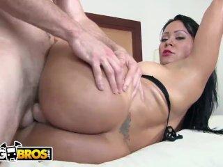 BANGBROS - Latina Paolas Colombian Big Ass Gets Fucked Hard