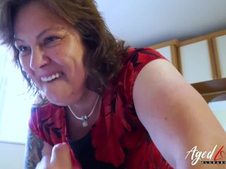 Husmoren ønsker stiv pik