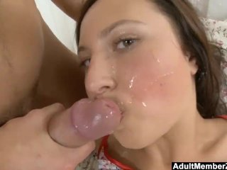 Our Ultimate Facial Cum Compilation