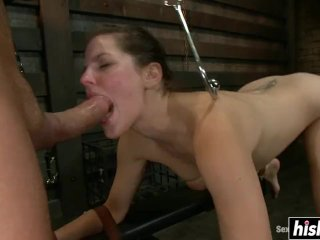 Bobbi Starr gets pounded in various positions