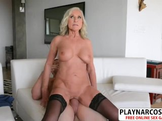 Chesty Mom Katia Fucking Good Her Dads Friend