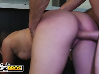 BANGBROS - Young Teen Latina Sara Bolivar 1st Time On Camera, In Colombia