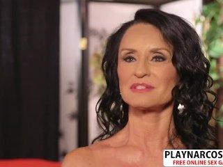 Curvy Not Step Mom Rita Daniels Wants To Fuck Hard Hot Son