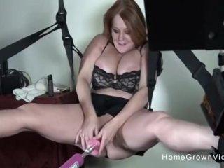 Den travle kone og sex maskine