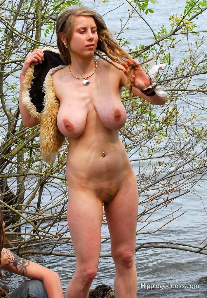 Busty Hairy Hippie Bonnie Nude Big Tits Photos  Redtube-4791