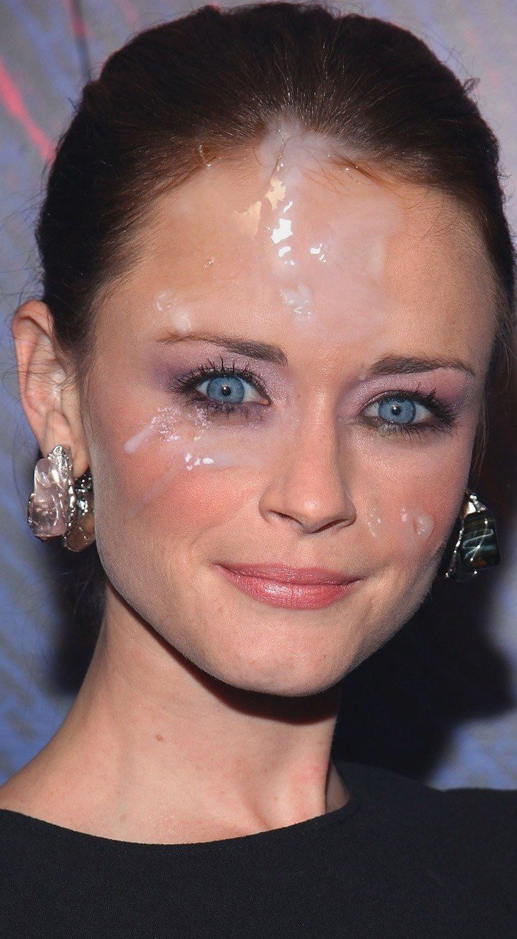 Are not Alexis bledel cum shots and naked fakes consider, that