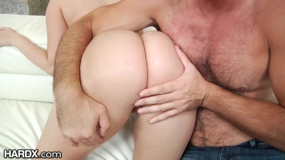 HardX PAWG Cums with Dick in Ass