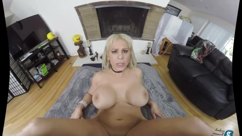 Milfvr house warming ft lily lane amp anna kelly 2