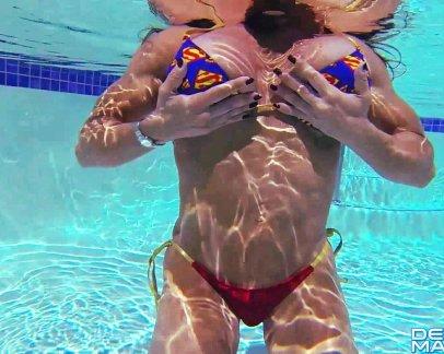 Denise Masino Camo Workout