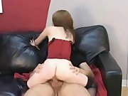 Sweet little redhead takes on b 1fuckdatecom