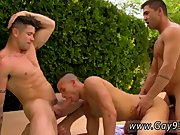 Mature gay male masturbation v